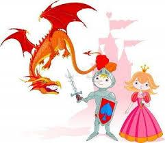Dragon et enfants